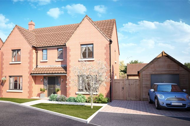 Thumbnail Detached house for sale in Plot 13, The Jam Factory, Easterton, Devizes, Wiltshire