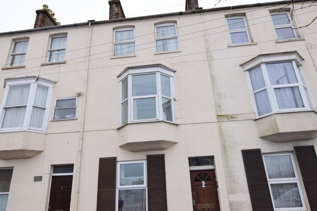 Thumbnail Flat to rent in Wooperton Street, Weymouth