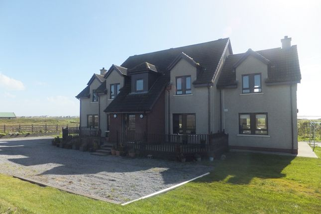 Thumbnail Detached house for sale in 23 Liniclate, Isle Of Benbecula