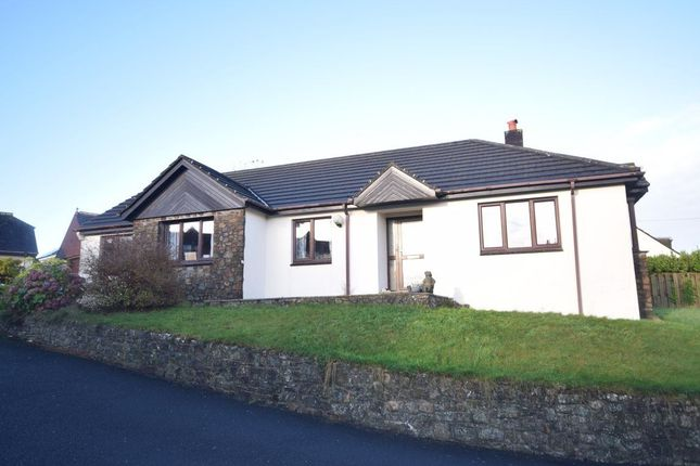Thumbnail Bungalow to rent in Woolsery, Bideford