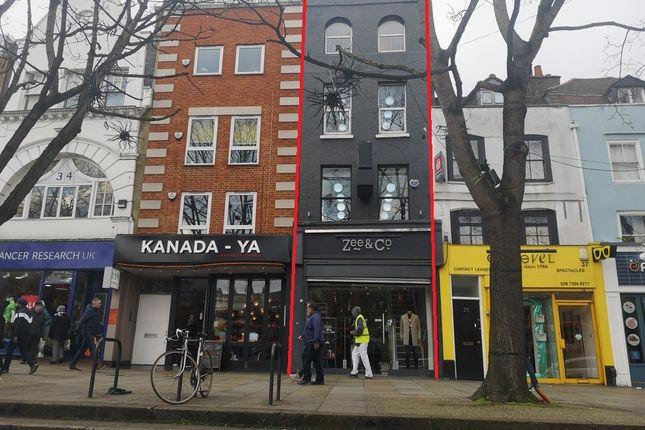 Thumbnail Retail premises to let in 36 Upper Street, London