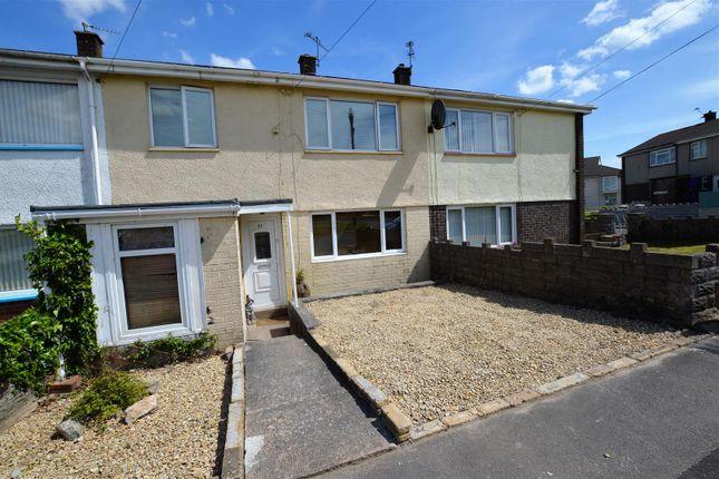 3 bed terraced house for sale in Rowan Court, Llanharry, Pontyclun