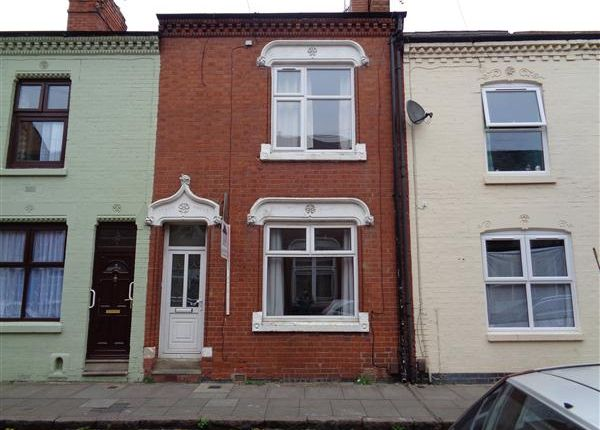 Thumbnail Terraced house to rent in Biddulph Street, Leicester