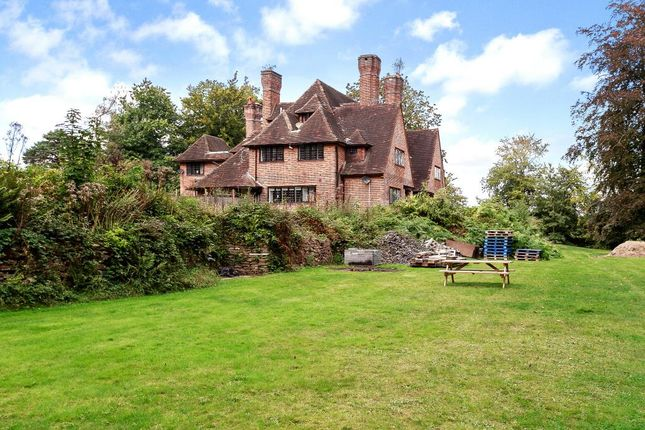 Thumbnail Detached house for sale in Westwood Road, Windlesham