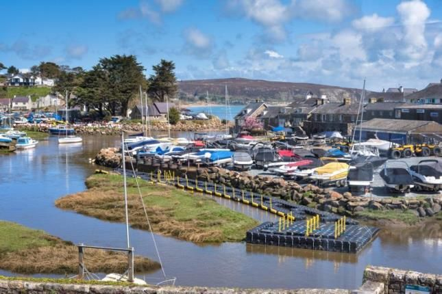 Thumbnail Flat for sale in Pen Y Bont By The Riverside, Abersoch, Gwynedd