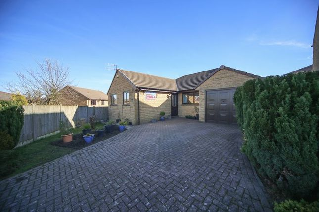 Thumbnail Detached bungalow for sale in Stainton Drive, Burnley