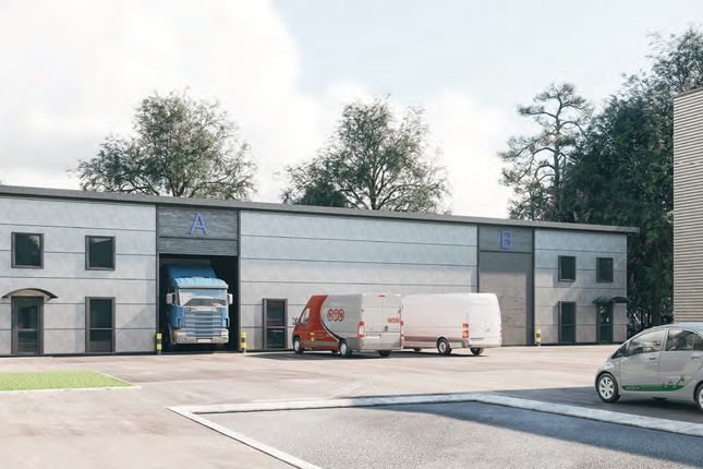 Thumbnail Light industrial to let in Black Soils Road, Redditch