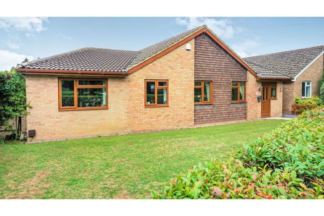Thumbnail Detached bungalow for sale in Highland Drive, Basingstoke