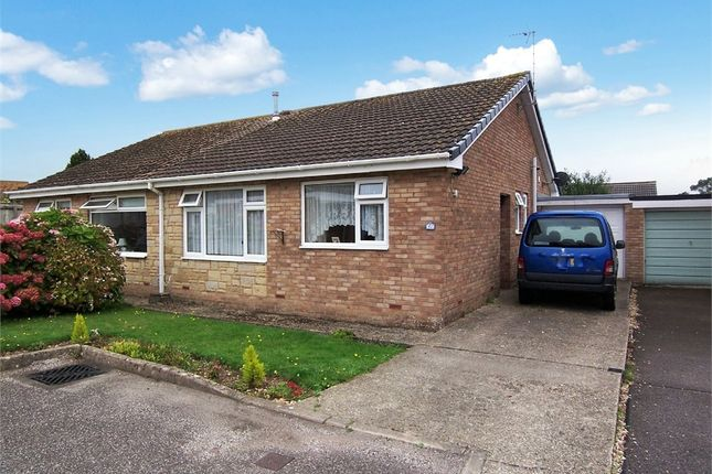 2 bed semi-detached bungalow for sale in Scalwell Park, Seaton EX12