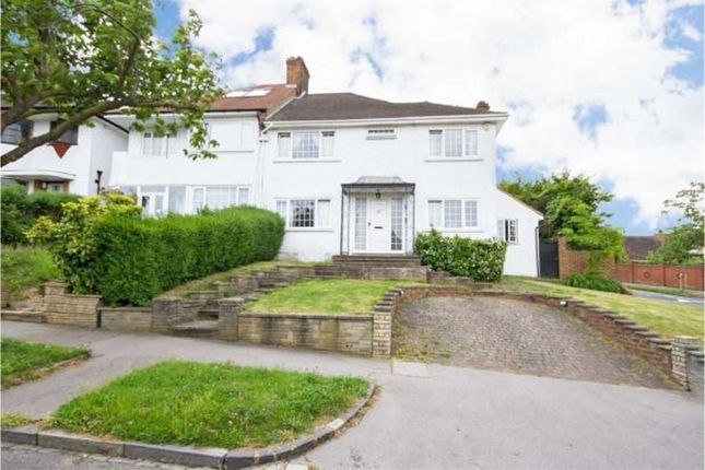 Thumbnail Semi-detached house for sale in Christian Fields, Streatham/Norbury