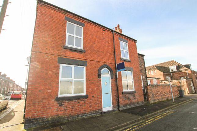 Thumbnail End terrace house to rent in Baddeley Street, Stoke-On-Trent