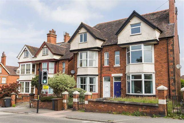 Thumbnail Semi-detached house for sale in Ashbourne Road, Leek