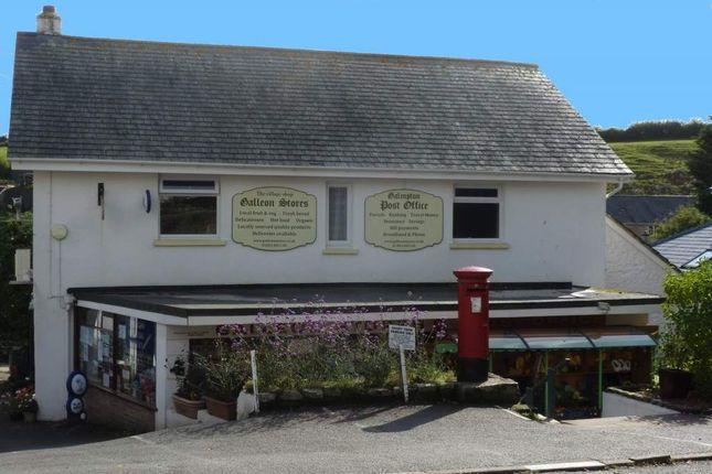 Thumbnail Retail premises for sale in Galmpton, Devon
