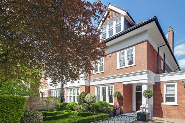Thumbnail Semi-detached house for sale in Heath Drive, Hampstead, London