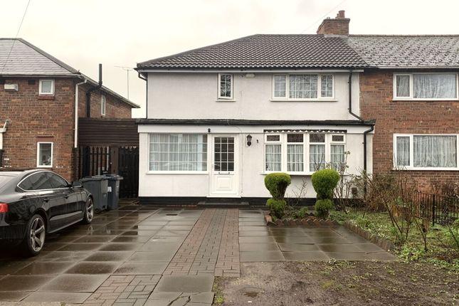 Thumbnail Terraced house for sale in Belchers Lane, Bordesley Green, Birmingham