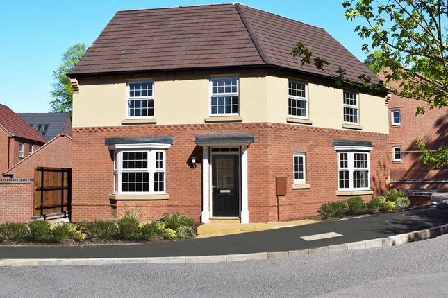"""Thumbnail Detached house for sale in """"Ashtree"""" at Albert Hall Place, Coalville"""
