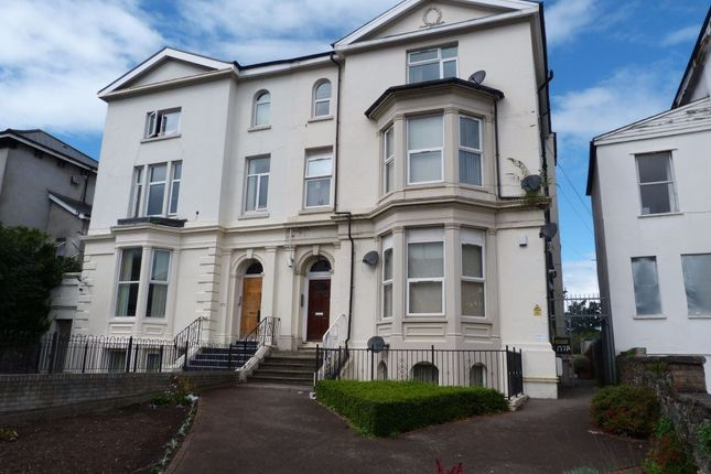 Thumbnail Flat to rent in Newport Road, Roath, ( 2 Beds ), G/F Rear 3
