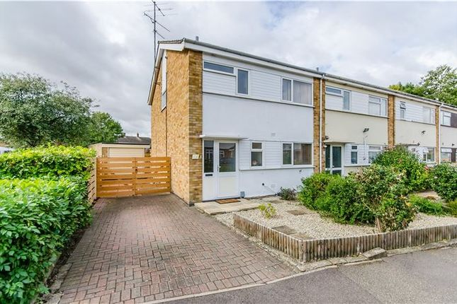 Thumbnail End terrace house for sale in Chelwood Road, Cherry Hinton, Cambridge