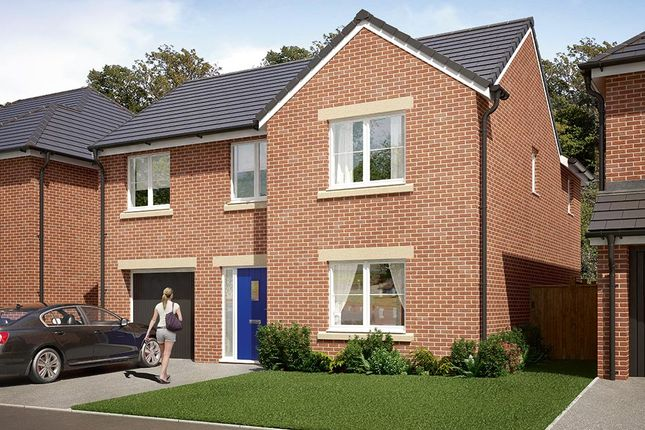"Detached house for sale in ""The Norbury"" at Low Gill View, Marton-In-Cleveland, Middlesbrough"