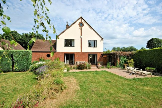 Thumbnail Detached house for sale in Glosthorpe Manor, Ashwicken, King's Lynn