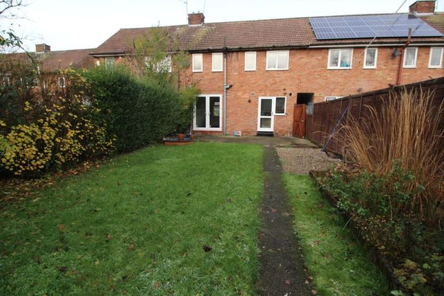Thumbnail Terraced house for sale in Nursery Drive, York
