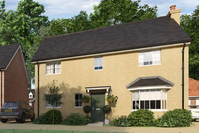 "Thumbnail Property for sale in ""The Danbury"" at Yarrow Walk, Red Lodge, Bury St. Edmunds"