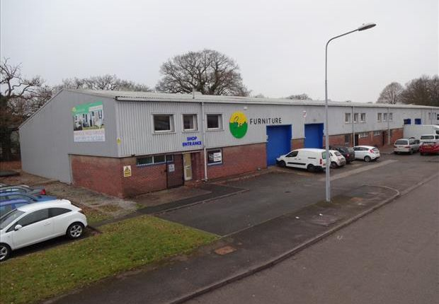 Thumbnail Light industrial to let in Unit 27/28, Abenbury Way, Wrexham Industrial Estate, Wrexham