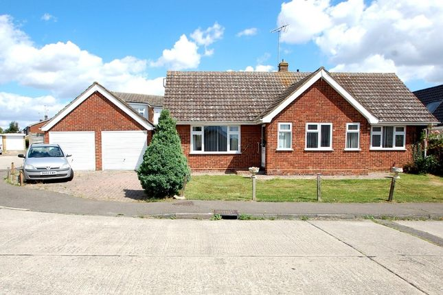 Thumbnail Detached bungalow for sale in Heycroft Way, Tiptree, Colchester
