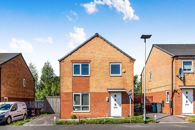 Thumbnail Detached house to rent in Metcombe Way, Manchester