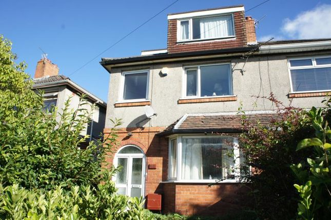 Thumbnail Semi-detached house to rent in Monks Park Avenue, Horfield, Bristol