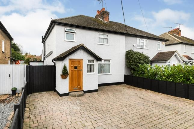 Thumbnail Semi-detached house for sale in Rodney Road, Ongar