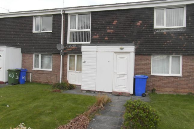Thumbnail Flat to rent in Windermere Close, Cramlington