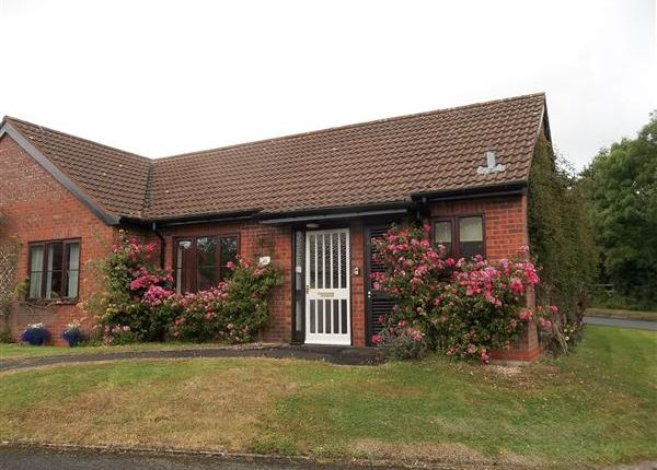 Thumbnail Bungalow for sale in Plymouth Court, Redditch, Redditch
