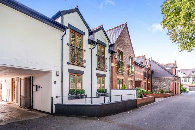 Thumbnail Semi-detached house for sale in Sophia Walk, Pontcanna, Cardiff