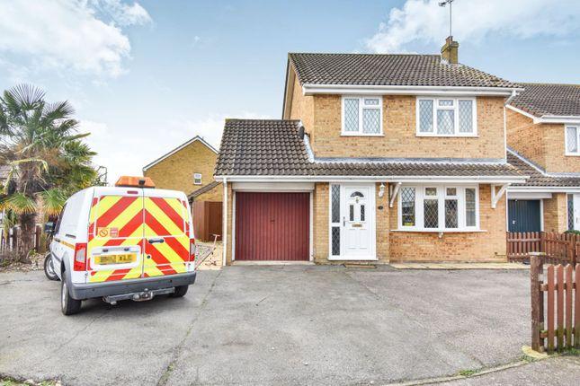 Thumbnail Detached house for sale in Redshank Drive, Maldon