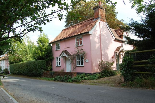 Thumbnail Detached house for sale in Barrack Lane, Lower Ufford, Woodbridge