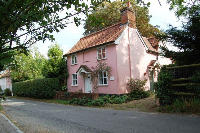 Thumbnail Detached house for sale in Barrack Lane, Lower Ufford, Woodbridge