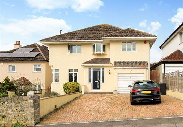 Thumbnail Detached house for sale in All Saints Road, Weston-Super-Mare, North Somerset.