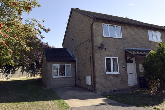 Thumbnail End terrace house to rent in Thorney Leys, Witney