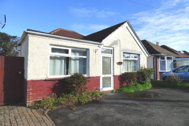 Thumbnail Bungalow to rent in Gosport Road, Lee-On-The-Solent