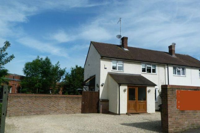Thumbnail Semi-detached house to rent in Wooburn Green, High Wycombe