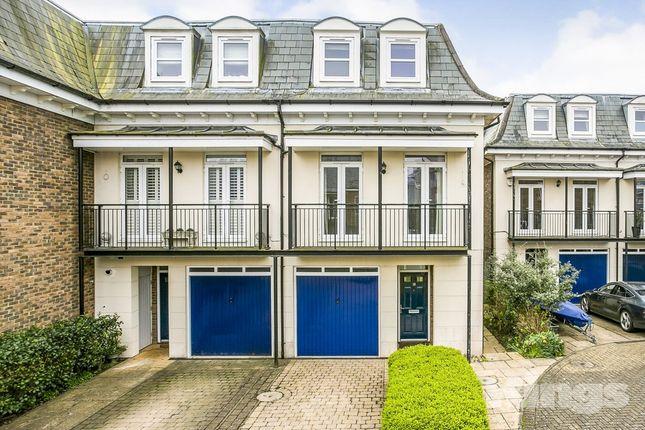 Thumbnail Semi-detached house for sale in Exchange Mews, Culverden Park Road, Tunbridge Wells