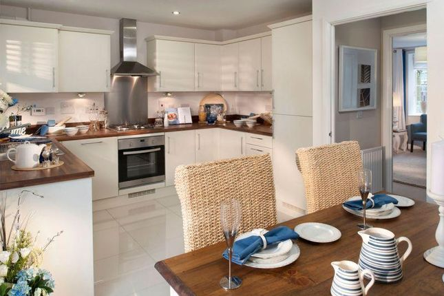 """Thumbnail End terrace house for sale in """"Archford"""" at Station Road, Chelford, Macclesfield"""