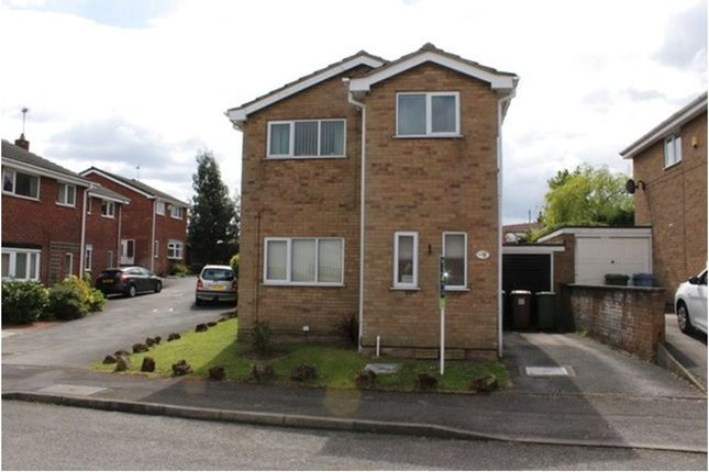 Thumbnail Detached house to rent in Santon Road, Forest Town, Forest Town, Mansfield, Nottinghamshire