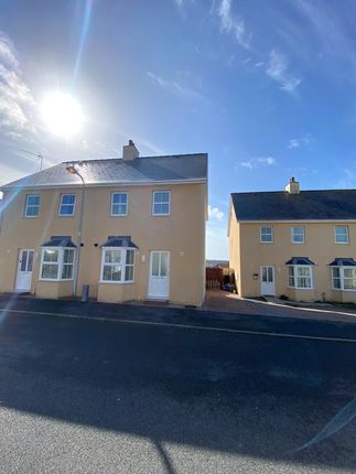 3 bed semi-detached house for sale in Victoria Court, Neyland, Milford Haven SA73