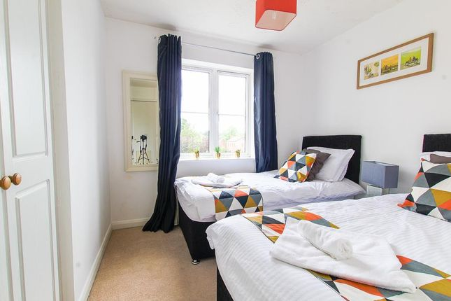 Bedroom Two of Cudworth Drive, Mapperley, Nottingham NG3