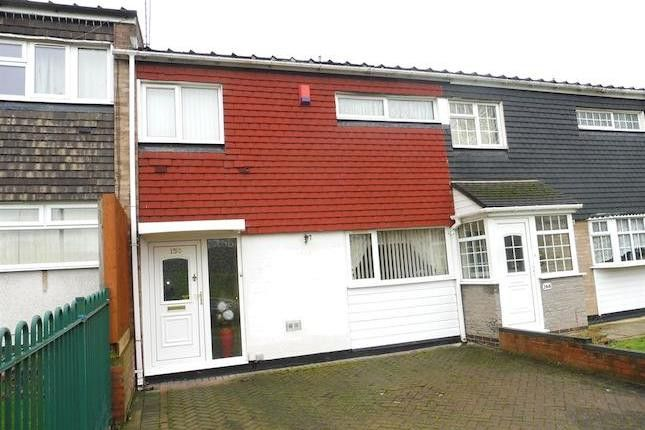 Thumbnail Terraced house to rent in Yorkminster Drive, Chelmsley Wood, Birmingham