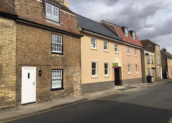 Thumbnail Terraced house to rent in West Street, St. Ives, Huntingdon