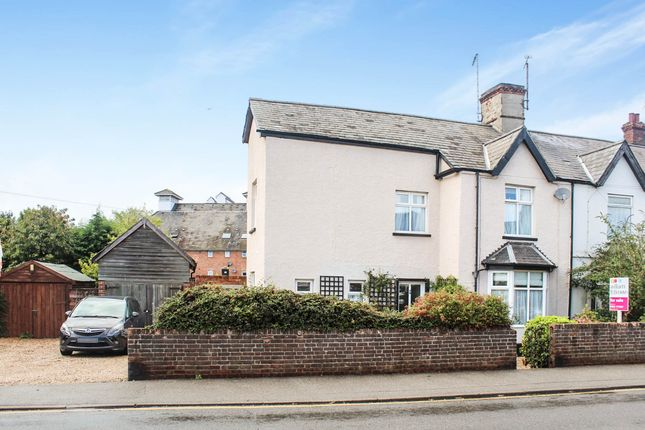 4 bed semi-detached house for sale in Tennyson Avenue, King's Lynn