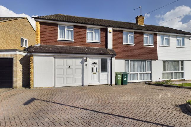 5 bed semi-detached house for sale in Anderson Drive, Ashford TW15